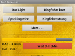 Drink Companion 7.2.0 Screenshot