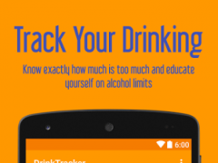 Drink Tracker 2.1 Screenshot