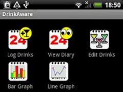 DrinkAware 1.6.2 Screenshot