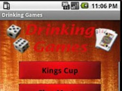 Drinking Games Lite 1.0 Screenshot