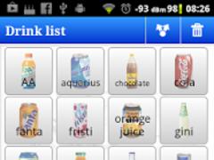 Beverage list 2.2 Screenshot