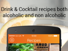 Drinks and Cocktails recipes 1.2 Screenshot