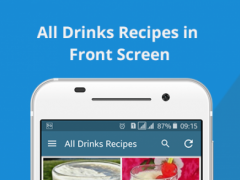 Drinks Recipes - Cocktails Bar 1.3 Screenshot