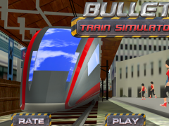 Drive Bullet Train Simulator 3.4 Screenshot