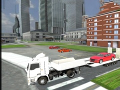 Drive Euro Truck Parking Sim Free 1.0 Screenshot
