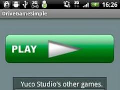 Drive Game Simple 1.4b Screenshot