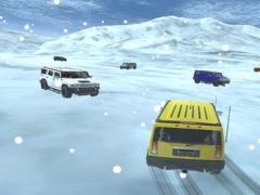 Drive Snow Jeep Drift: Winter Demolition Free 1.1 Screenshot