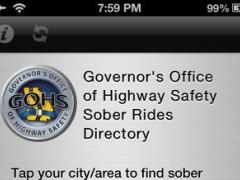 Drive Sober, Georgia--Free & Safe Rides Home 2.0 Screenshot