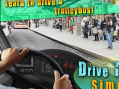 Drive Trolleybus Simulator 1.0 Screenshot