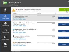 Driver Genius 17.0.0.138 Screenshot