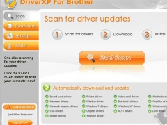 DriverXP For Brother 8.8 Screenshot