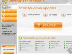 DriverXP For Panasonic 8.8 Screenshot