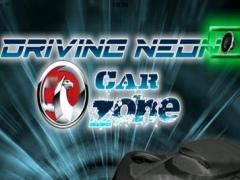 Driving Neon Car Zone - Burnt Speedway 3.5.1 Screenshot