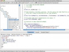 DrJava 20110205 Screenshot