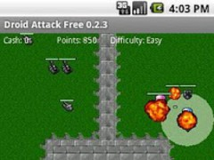 Droid Attack (Free) 0.2.5 Screenshot
