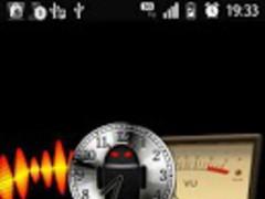 Droid's clock widget 1.0 Screenshot