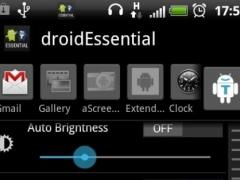 droidEssential 1.8.4 Screenshot