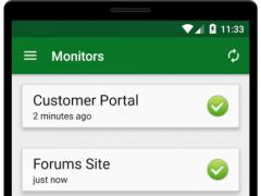 DroidMon Website Monitor 1.1.0 Screenshot
