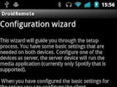 DroidRemote 1.0 Screenshot