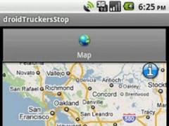 droidTruckersStop 0.0.10 Screenshot
