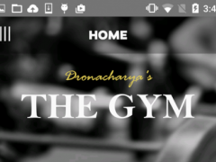 Dronacharya's THE GYM 2.5 Screenshot