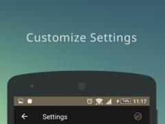 Drop Down Notification Bar 1.0 Screenshot