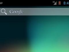 Drop Down Status Bar 1.0 Screenshot