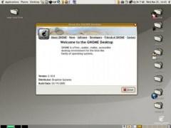 Dropline GNOME 2.26.3 Screenshot
