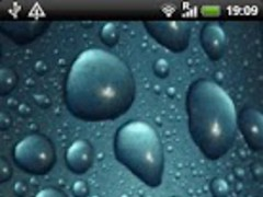 Drops on the screen 1.4 Screenshot