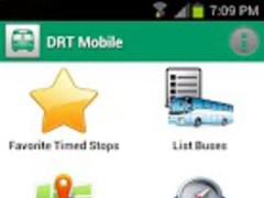 DRT Mobile 2.5.9 Screenshot