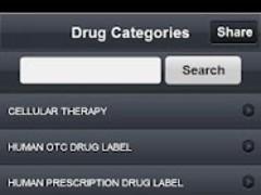 Drug Pronunciations Untd. Lite 1.0.0 Screenshot