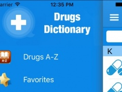 Drugs Dictionary Free Offline 1.1 Screenshot