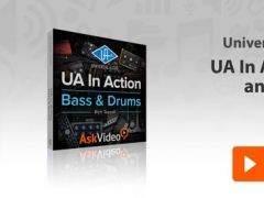 Drum and Bass Course For Universal Audio 2.1.1 Screenshot