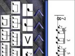 Drum Sticking Notation 1.0.0 Screenshot
