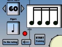 Drum Time Trainer HD 1.0.1 Screenshot