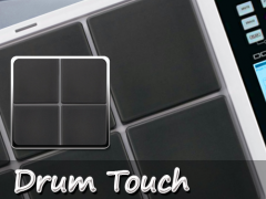 Drum Touch 1.0 Screenshot