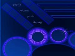 Drumatron: The Futuristic Drum Pad 1.4 Screenshot