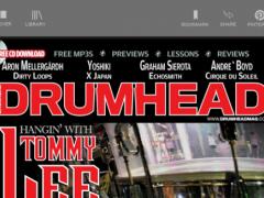 Drumhead Magazine 1.0 Screenshot