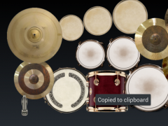 Drums Kit 1.0 Screenshot
