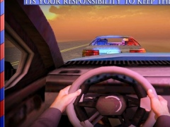 Drunk Driver Police Chase Simulator - Catch dangerous racer & robbers in crazy highway traffic rush 1.0 Screenshot