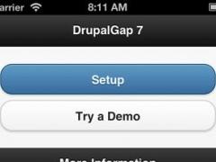 DrupalGap 1.2 Screenshot
