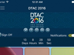 DTAC 2016 1.1 Screenshot