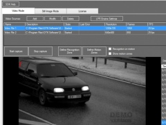 DTK LPR SDK 3.0 Screenshot
