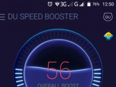 Review Screenshot - Speed Booster – Keeps Your Phone Fast and Clean