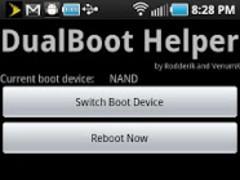 DualBoot Helper - free 1.2.1 Screenshot