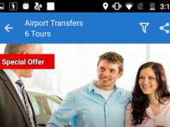 Dubai Airport Transfers 1.0 Screenshot