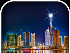 Dubai City Live Wallpaper 3.0 Screenshot