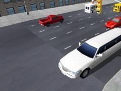 Dubai Limo Taxi Driver Sim 3D 1.1 Screenshot