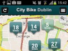 Dublin bikes 1.0 Screenshot
