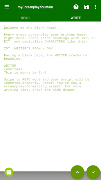 dubscript screenplay writer free download